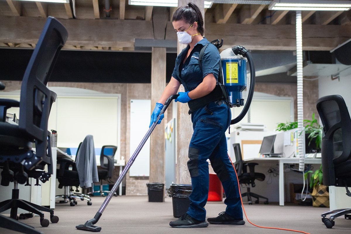 BeClean Sydney Commercial Cleaning