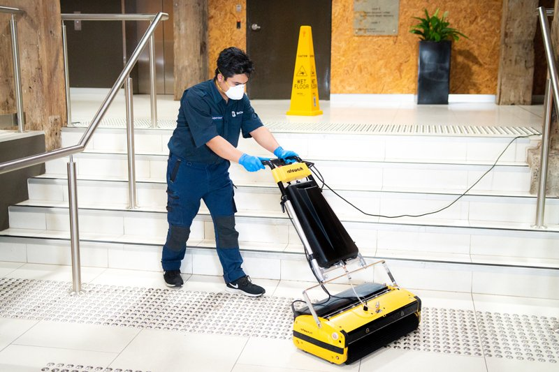 BeClean Commercial floor cleaning